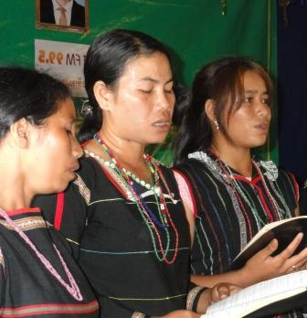 phnong choir